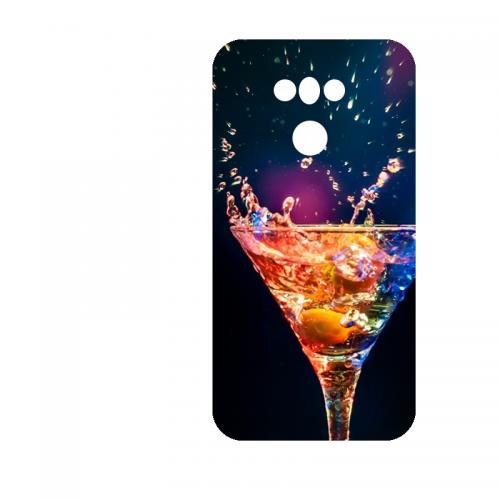Силиконов гръб - 3d за LG G6 - cocktail
