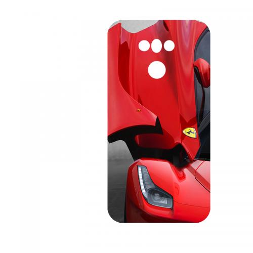 Силиконов гръб - 3d за LG G6 - ferrari