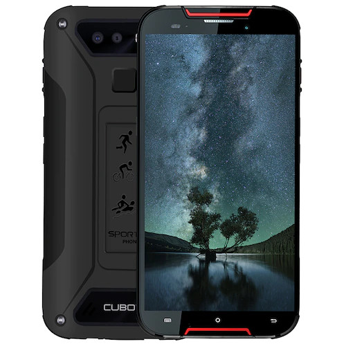 Cubot Quest LITE Red