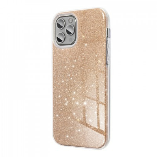 Гръб Forcell SHINING - Samsung Galaxy S21 Ultra Gold
