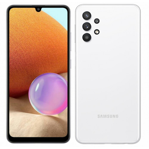 Samsung Galaxy A32 A325 LTE 128GB 4GB RAM Dual White
