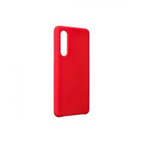 Гръб Forcell Silicone - Huawei P30 Red