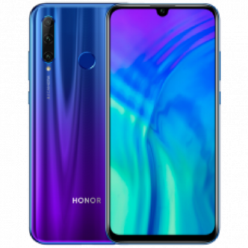 Huawei Honor 20 Lite Dual Sim 128GB Blue