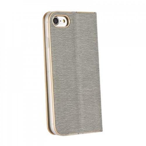 Калъф Luna Book - Xiaomi Mi 11 Silver