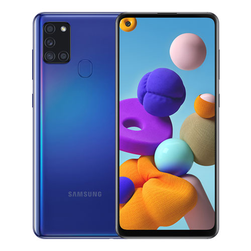 Samsung Galaxy A21s 32GB 3GB RAM A217 Blue