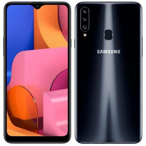 Samsung Galaxy A20s 32GB 3GB RAM A207 Dual Black