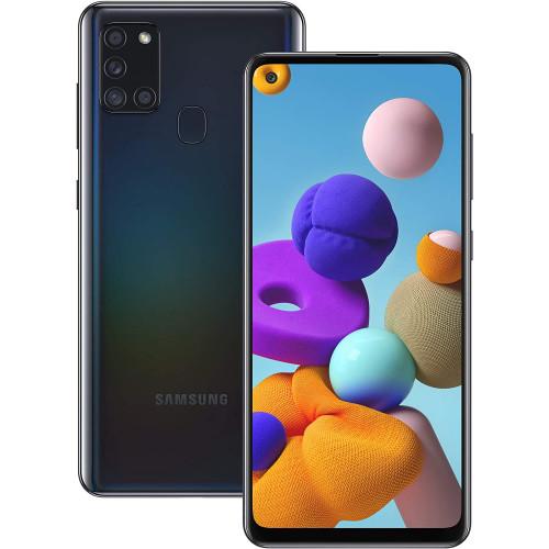 Samsung Galaxy A21S 128GB 3GB RAM A217 Dual Black