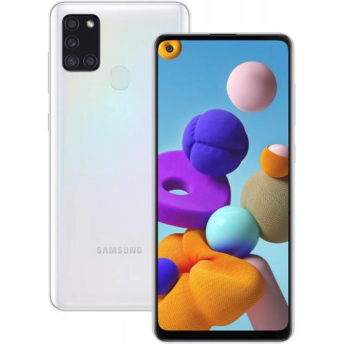 Samsung Galaxy A21S 128GB 3GB RAM A217 Dual White
