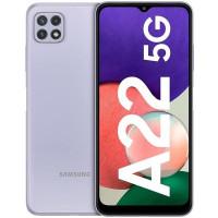 Samsung Galaxy A22 A225 128GB 4GB RAM Dual Violet