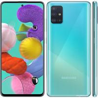 Samsung Galaxy A71 Dual Sim 128GB Blue