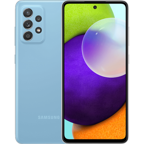 Samsung Galaxy A52 LTE A 525 Dual Sim 8GB RAM 256GB Blue