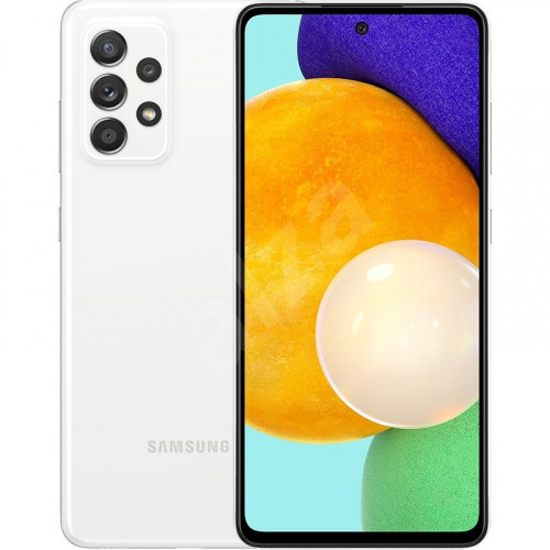 Samsung Galaxy A52 LTE A 525 Dual Sim 8GB RAM 256GB White