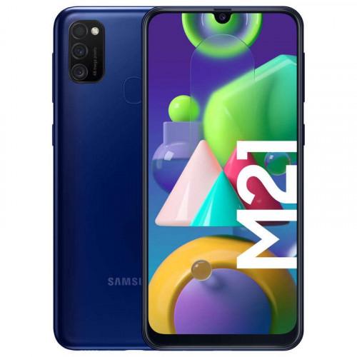 Samsung Galaxy M21 M215 Dual Sim 64GB Blue