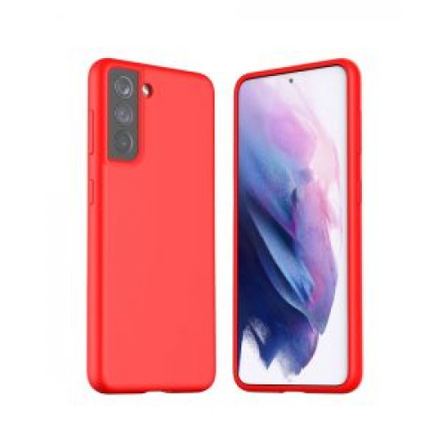 Гръб ARAREE Typoskin - Samsung Galaxy S21+ Red