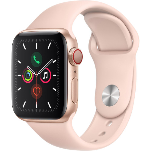 Apple Watch Series 5 GPS + Cellular 44mm Pink