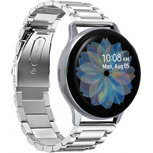 Samsung Galaxy Active 2 R830 40mm Stainless Steel Silver