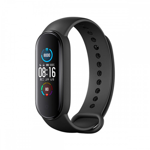 Watch Xiaomi Mi Band 5 Black