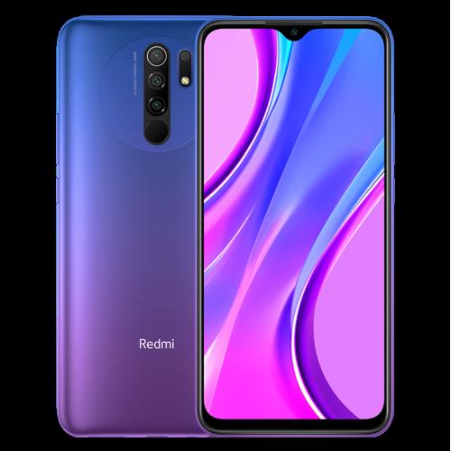 Xiaomi Redmi 9 64GB 4GB RAM Dual Green Purple