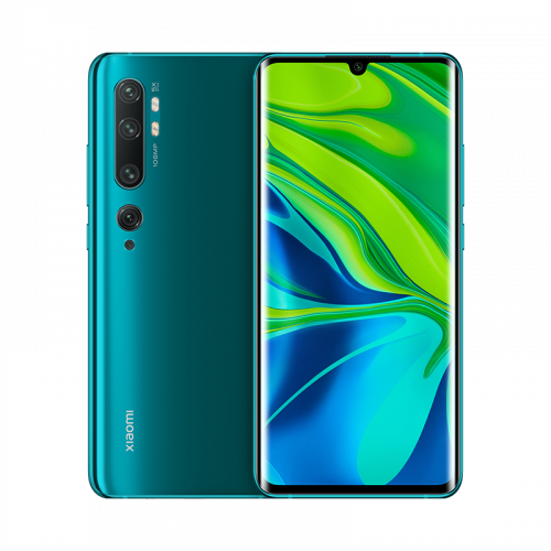 Xiaomi Mi Note 10 128GB 6GB Green