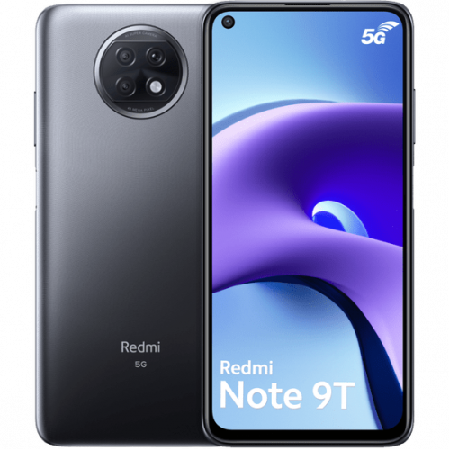 Xiaomi Redmi Note 9T 5G 128GB 4GB RAM Dual Black