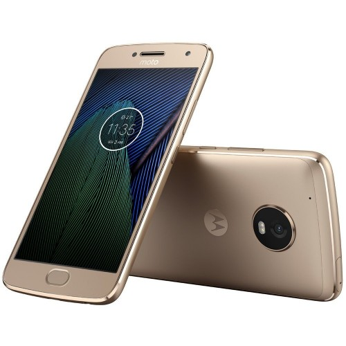 Motorola Moto G5s Plus Dual Gold