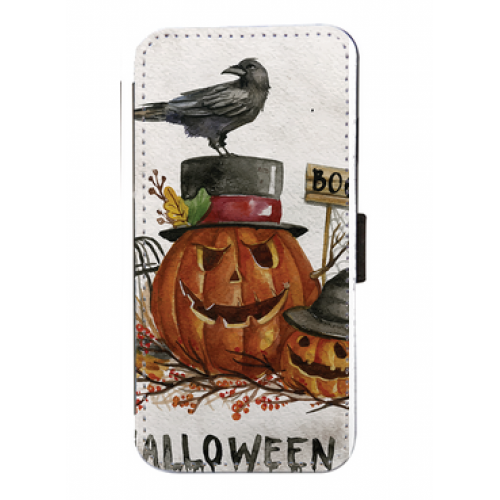 Кожен калъф Halloween - Apple iPhone 6