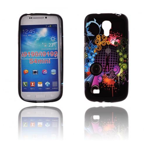 Силиконов гръб Dance - Samsung Galaxy S4 Mini