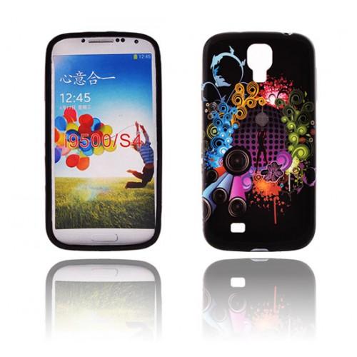 Силиконов гръб Dance - Samsung Galaxy S4