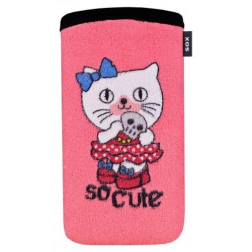 Калъф Bad Cat - Apple iPhone 5 текстил