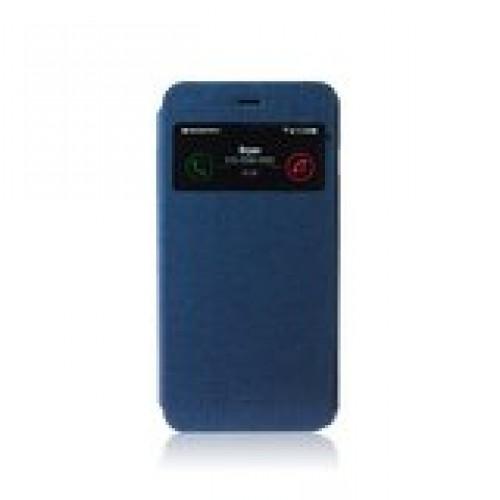 Калъф S-View Flexi - LG G3 син