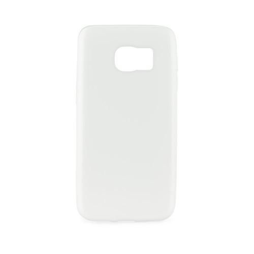 Силиконов калъф Jelly bright - Samsung Galaxy S7 бял