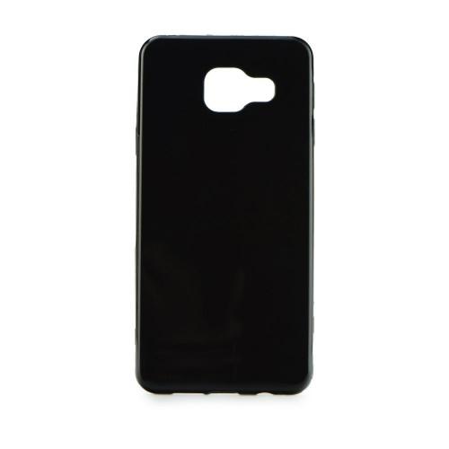Силиконов калъф Jelly bright - Samsung Galaxy S6 Edge черен