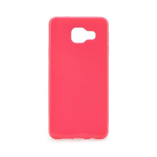 Силиконов калъф Jelly bright - Samsung Galaxy S6 Edge розов