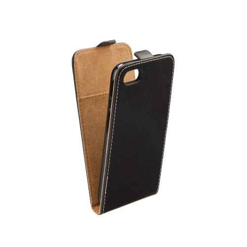 Калъф Flip Case Slim Flexi - Apple iPhone X черен