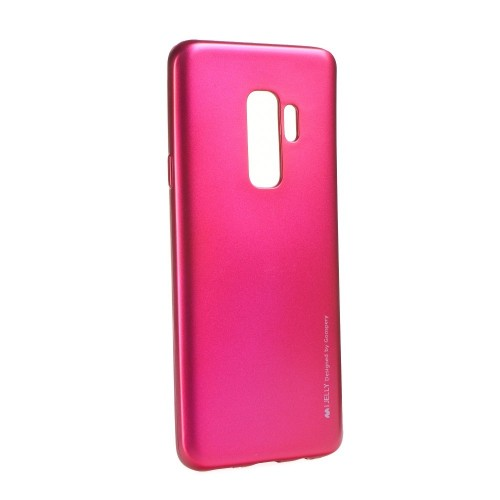 Гръб i-Jelly Case - LG G8X ThinQ розов
