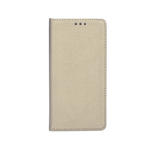 Калъф Smart Book - Xiaomi Mi Note 10 златен