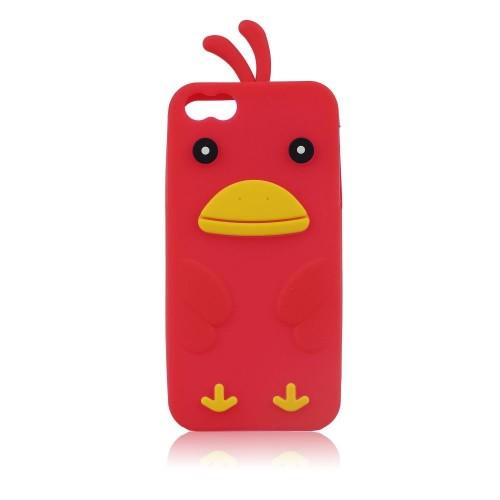 Силиконов калъф Animals - Samsung Galaxy s4 пиле