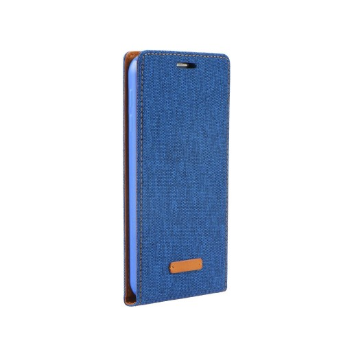 Калъф Flip Case Slim Flexi - Huawei P8 син
