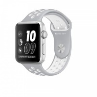 Apple Watch Nike+ MNNQ2 38mm Silver