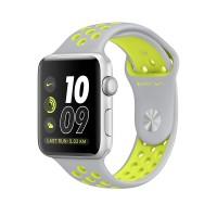 Apple Watch Nike+ MNYP2 38mm Silver
