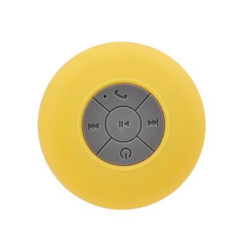 Оригинална Водоустойчива Bluetooth тонколонка Yellow
