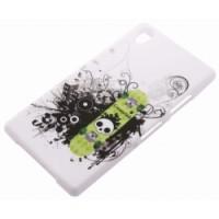 Силиконов калъф Design - Sony Xperia Z1 емо