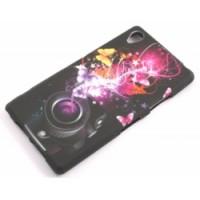 Силиконов калъф Design - Sony Xperia Z1 фантазия