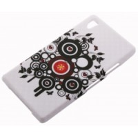 Силиконов калъф Design - Sony Xperia Z1 орнаменти