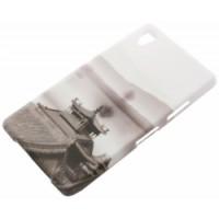 Силиконов калъф Design - Sony Xperia Z1 пагода