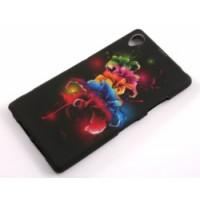 Силиконов калъф Design - Sony Xperia Z1 палитра