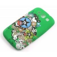Силиконов калъф Design - Samsung Galaxy S5 джаз