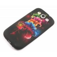 Силиконов калъф Design - Samsung Galaxy S5 палитра