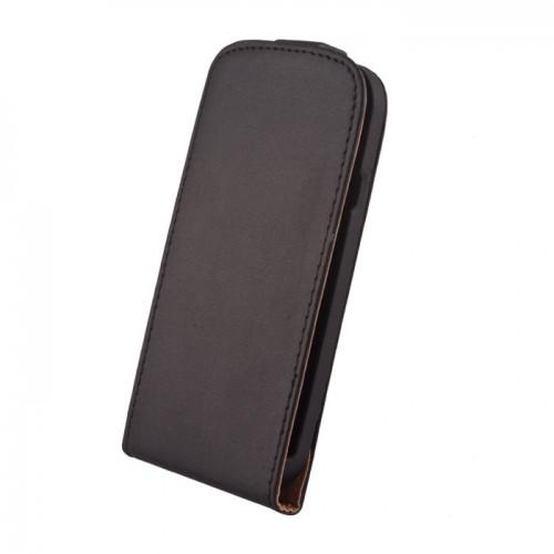 Кожен калъф Elegance - HTC Desire 816  черен