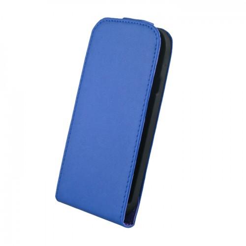 Кожен калъф Elegance - Nokia Lumia 930 син